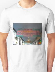 Key West Jimmy Buffet Margaritaville Store Unisex T-Shirt