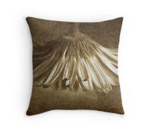 Vintage Gerbera ~ No 2 Throw Pillow