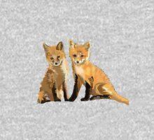 fox pups Unisex T-Shirt