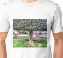 Seattle front yard Unisex T-Shirt