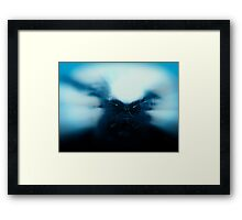 ©DigiArt Alien IV Framed Print