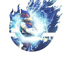 Smash Falco by Jp-3