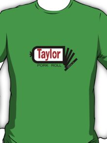 Pork Roll - New Jersey Cuisine T-Shirt