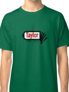 Pork Roll - New Jersey Cuisine Classic T-Shirt