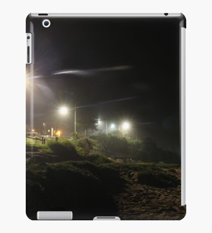 Cliff Rd mystery iPad Case/Skin