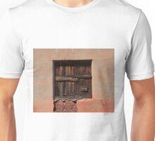 Wooden Shutters in Adobe House Unisex T-Shirt