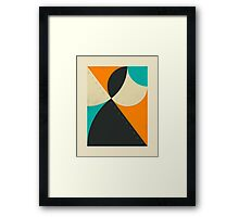 PYTHAGOREAN TRIAD 8 Framed Print