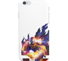 Smash Captain Falcon iPhone Case/Skin