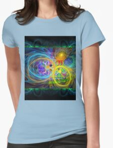 ©DA 3.3333333 Womens Fitted T-Shirt