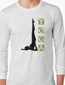 Yoga T-Shirt Long Sleeve T-Shirt