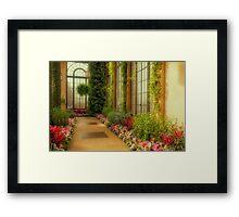 Spring Splendor Framed Print