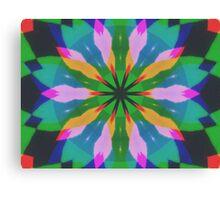 Kolorful Kaleidoscope Canvas Print