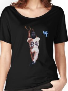 Willie Mays Women's Relaxed Fit T-Shirt