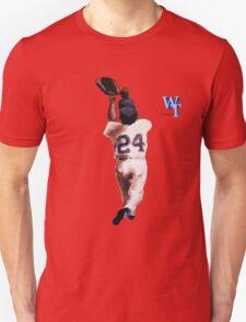 Willie Mays Unisex T-Shirt