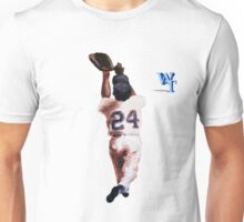 Willie Mays Unisex T-Shirt