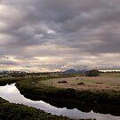 Hovells Creek & You Yangs by Leanne Nelson