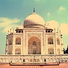 my side of the Taj ... :) by simpletakes