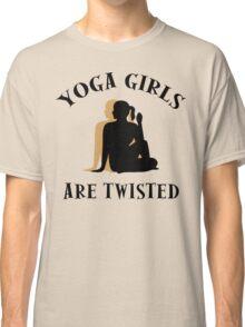 Very Funny Yoga T-Shirt Classic T-Shirt