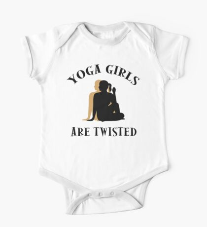 Very Funny Yoga T-Shirt One Piece - Short Sleeve