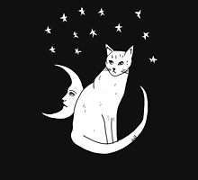 Moon Cat T-Shirt  Unisex T-Shirt