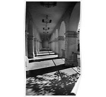 Arches Balboa Park San Diego California Poster