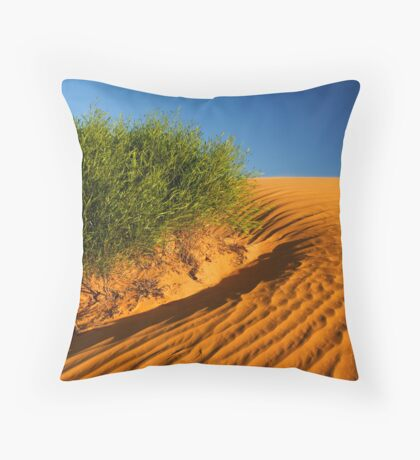 Perry Sandhills Throw Pillow