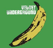 Velvet Underground One Piece - Short Sleeve