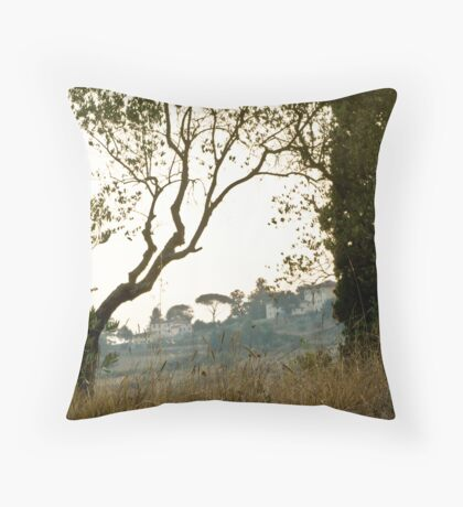 View Throw Pillow