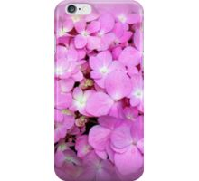 A Pink Cluster iPhone Case/Skin