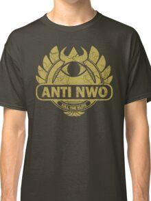 Anti NWO Classic T-Shirt