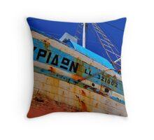 Od Greek Vessel Throw Pillow