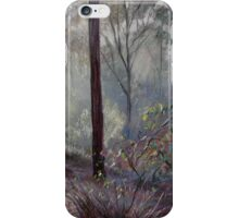 A Wickham Misty Morning iPhone Case/Skin