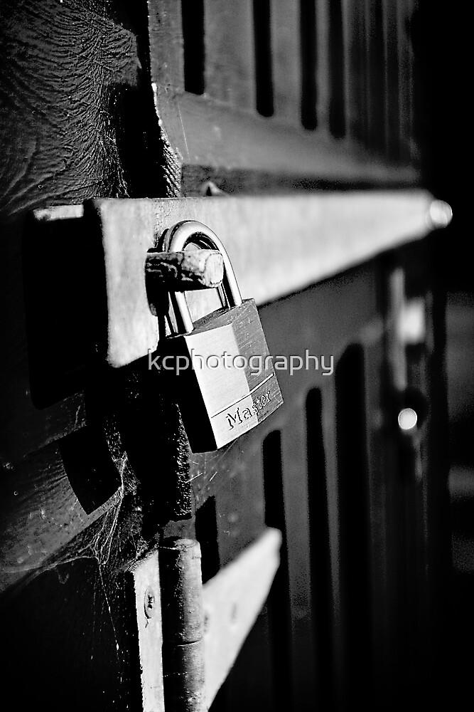 All Locked Up by Richard Hamilton-Veal