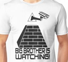 Anti New World Order - Big Brother Is Watching Unisex T-Shirt
