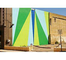 City Art - In Progress Photographic Print