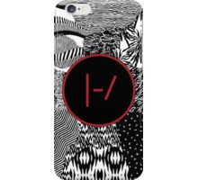 Blurryface Patterns iPhone Case/Skin