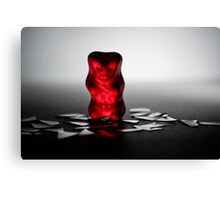 Gummy Bear Photography - The Little Things ...  Canvas Print