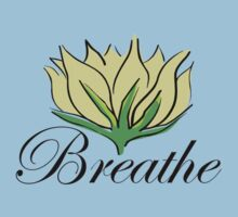 Yoga Breathe Kids Tee
