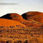 Kata Tjuta Monoliths by Harry Oldmeadow