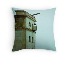 Industrial Silence #3 Throw Pillow