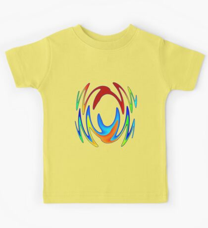 Dance In Color Kids Tee