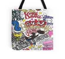 Broadway Shows collage Tote Bag