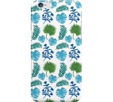 The Palm Leaves Pattern iPhone Case/Skin
