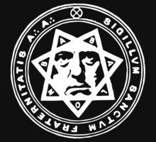Aleister Crowley - Sigilum Sanctum Fraternitatus by IlluminNation