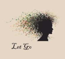 """Let Go"" Yoga T-Shirt"