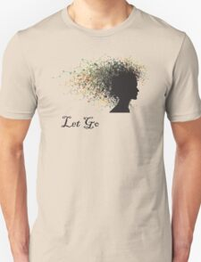 """Let Go"" Yoga Unisex T-Shirt"