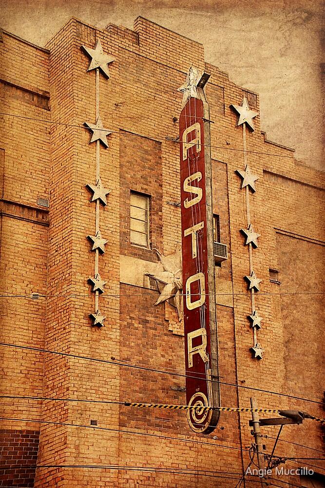 Astor Theatre by Angie Muccillo