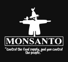 Monsanto - Control The Food Supply And You Control The People by IlluminNation