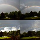 Morning Rainbow Progression by Paul Gitto
