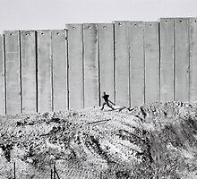 Wall West Bank by Jason Moore